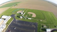Wayne Trace High School baseball fields