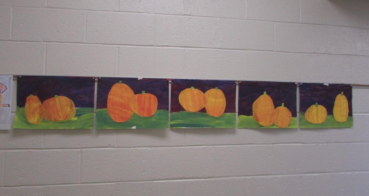 Art Pumpkins