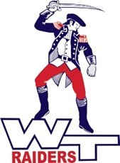 WT Raiders logo